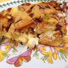 Apple Raisin French Toast Strata - Allrecipes.com