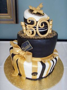 30th birthday, topsy turvy..would love this if the gold was replaced with silver