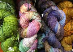 Just in time for the cold weather - #Malabrigo_sock re-stock!