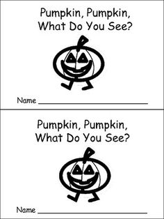 """This emergent reader little book is a great way to practice reading with young students, while capturing their excitement about Halloween!!     This story uses a predictable pattern, """"Pumpkin, pumpkin, what do you see?"""" to support emerging readers.     This story provides practice with Halloween vocabulary, such as pumpkin, witch, skeleton, ghost, bat, mask, and Happy Halloween. The following sight words are also included: I, see, a, what, do, and you. $"""