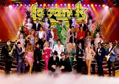 The Legends in Concert. This pioneer of tribute shows, Legends in Concert, features talented celebrity impersonators who transform themselves into the most beloved musicians of all time.