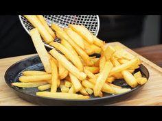 (3) Domowe frytki i pałki z kurczaka w beconie / Oddaszfartucha - YouTube