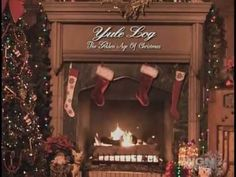 WGN TV Hearth Old Time Radio Christmas 6