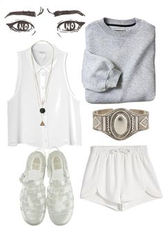 """""""the easy way out"""" by al-oe ❤ liked on Polyvore"""