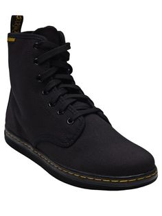 Shoreditch 7-eye boots in black from Doc Marten's