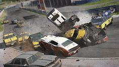 Wreckfest Xbox One And PlayStation 4 Versions Announced. Estimated Release Window Of Early Spring 2017. #Playstation4 #PS4 #Sony #videogames #playstation #gamer #games #gaming