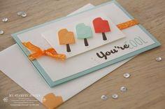 Cool Treats, Frozen Treats Framelits birthday icypole card #MyStampinHaven #StampinUp #Occasions2017