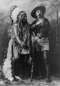 Buffalo Bill & Sitting Bull