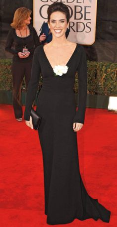 200 Celebrity Looks We Love - Jennifer Connelly in Narciso Rodriguez, 2002 from #InStyle