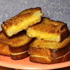 Mom's Gourmet Grilled Cheese Sandwich Recipe - Allrecipes.com