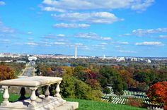 Where to find the best views in Washington DC
