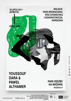 All sizes | The Museum of Modern Art in Warsaw / sculpture park III poster v2 | Flickr - Photo Sharing!
