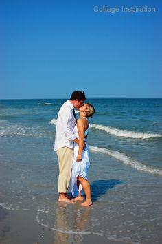 Beach Wedding {Photography inspiration}