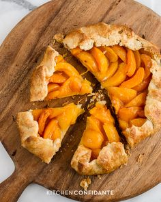 these are actually really easy to make! pie uncooked pie crust, berries/peaches/apricots (whichever fruit you want) add sugar and butter to fruit and cook, easy and very good!
