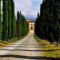 Villa Corini, Umbria, Italy, one of my favourite places on earth