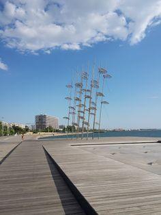 Nea Paralia #Thessaloniki #Greece