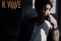 Choi Woo Shik for K Wave magazine March Issue '15