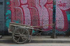 Una carreta en #China #Viajes #Travels #BucketList #CosasPorHacer