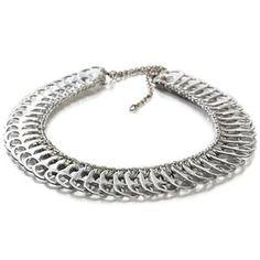 pulltabs necklace | naszyjnik z zawleczek