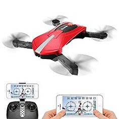 EACHINE E52 WIFI FPV Quadcopter With Camera    This was my first drone purchase with out the safety bumpers, so it represents an upgrade (a...