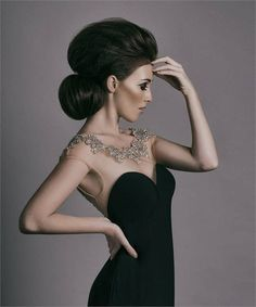6 Fashion-Forward Bridal Upstyles for Long-Haired Clients - Inspiration - Modern Salon