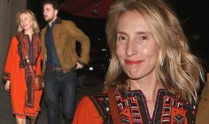 Sam Taylor-Johnson and husband Aaron enjoy romantic dinner date in LA