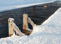 Картинки по запросу зимнее купание в море