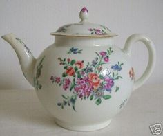 Worcester teapot