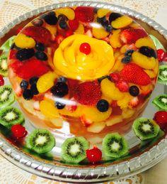 Tuti-fruit !!GELATINA