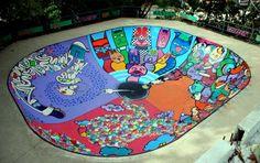 MD Skate:  Bowl Cidade Ademar, by Chivitz!!