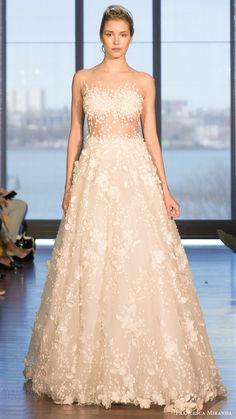 Francesca Miranda Spring 2017 Wedding Dresses