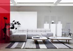 Interior trend Urban Astronaut by Perscentrum Wonen: how to create an artistic interior in just grey.