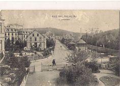 Lindenstraße , jetzt befahrbar 1907