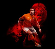 Nike Reveal Holland World Cup Kit