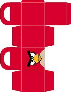 Kit Festa Angry Birds Para Imprimir Grátis