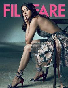 Anushka Sharma photoshoot for Filmfare Magazine August 2017 issue. Anushka is looking stunning in bold backless dress on the cover page of Filmfare. Indian Actresses, Actors & Actresses, Exotic Women, Anushka Sharma, Indian Models, Beautiful Bollywood Actress, Bollywood Celebrities, Deepika Padukone