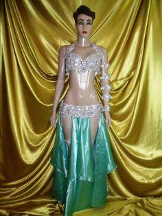 Atelier Yasmin Hassanein - Trajes para Dança do Ventre - Bellydance Costumes: Atelier Yasmin Hassanein