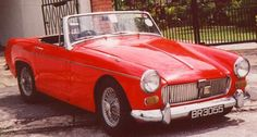 MG Midget 1965 Maintenance/restoration of old/vintage vehicles: the material for new cogs/casters/gears/pads could be cast polyamide which I (Cast polyamide) can produce. My contact: tatjana.alic@windowslive.com
