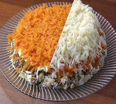 Salată cu ciuperci și ouă - cea mai gustoasă salată pentru o masă de sărbătoare! - Bucatarul Grains, Rice, Diet, Essen, Seeds, Laughter, Jim Rice, Korn