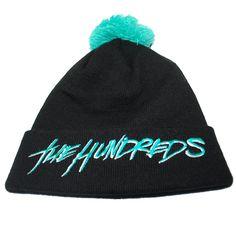 The Hundreds Blot Beanie (Black) $25.95 The Hundreds, Winter Hats, Beanie, Black, Fashion, Moda, Black People, Fashion Styles, Beanies