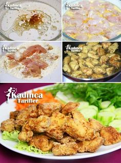 Corn Flour Crispy Chicken Recipe, How To . - Womanly Recipes - Delicious, Practical and Mos. - Corn Flour Crispy Chicken Recipe, How To … – Womanly Recipes – Delicious, Practical and Most - Crispy Chicken Recipes, Beef Recipes, Cooking Recipes, Fried Chicken, Turkish Recipes, Italian Recipes, Ethnic Recipes, Italian Foods, Paleo Pizza