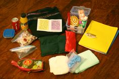 Doula Bag Supplies List REVISED (Tips for Doulas)