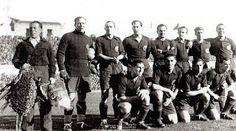 EQUIPOS DE FÚTBOL: SELECCIÓN DE ESPAÑA 1935-36