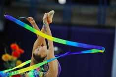 Daria SVATKOVSKAYA (RUS) Ribbon