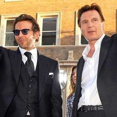 Bradley Cooper, Liam Neeson Settle Lawsuit vs. First Impressions, Vutec