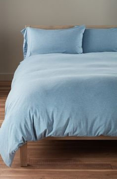 Ultrasoft bedding proves back-to-basics bedding is always stylish.