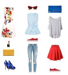 :^) Polyvore, Closet, Image, Fashion, Style, Moda, Armoire, Cabinet, Fasion