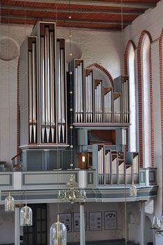 Winsen, St. Marien, Ott-Orgel