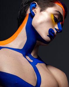 """Narcissus Colour"". Personal project. Divo magazine (Portugal)."