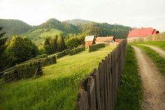 Satul Dambroca, Buzau /Romania